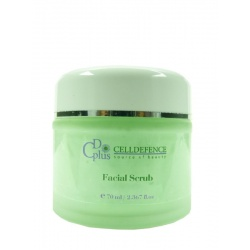 CD Plus Cell Defence Facial Scrub with Peppermint