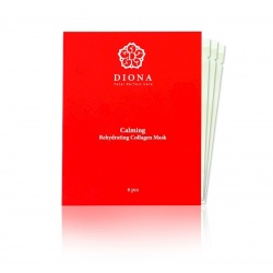Diona Calming Rehydrating Collage Mask