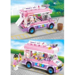Cute Ice Cream Truck Series