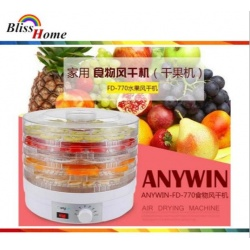 5 Tiers Anywin Food Dehydrator